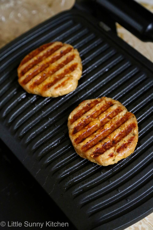 Tefal-chicken-burger